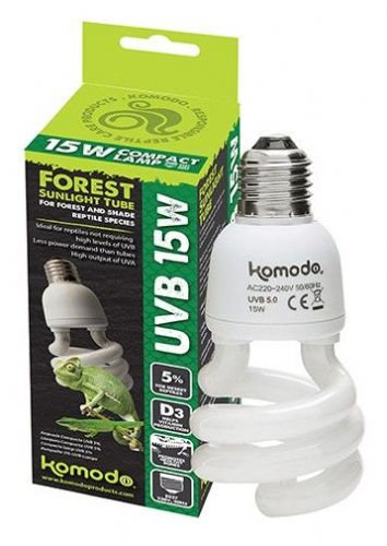 Compact Lamp UVB 5% 26W